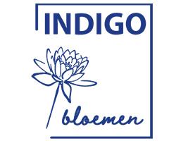 Indigo bloemen